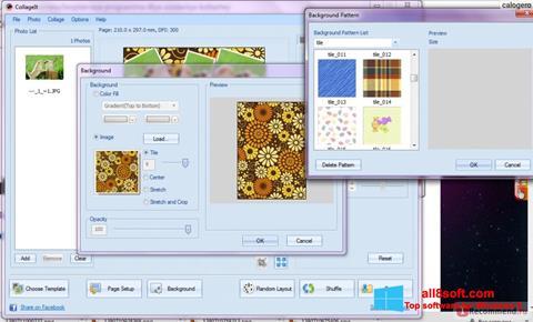 Skærmbillede CollageIt Windows 8