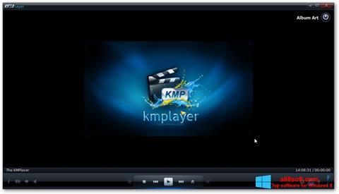 Skærmbillede KMPlayer Windows 8