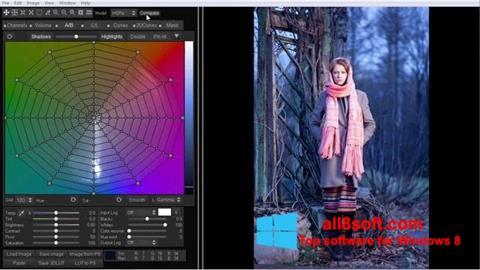 Skærmbillede 3D LUT Creator Windows 8