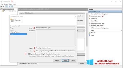 Skærmbillede Punto Switcher Windows 8