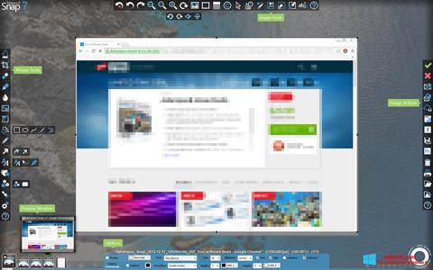 Skærmbillede Ashampoo Snap Windows 8