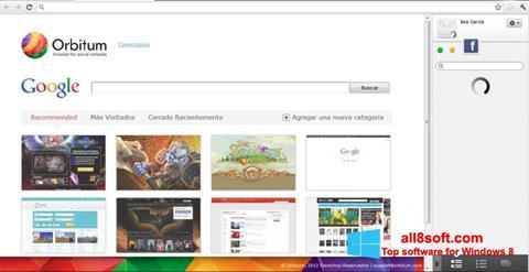 Skærmbillede Orbitum Windows 8