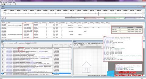 Skærmbillede Direct3D Windows 8