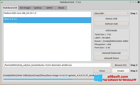 Skærmbillede MultiBoot USB Windows 8