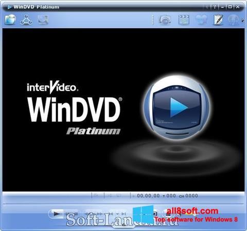 Skærmbillede WinDVD Windows 8